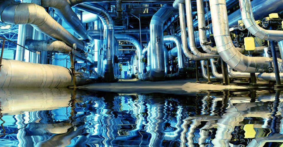 خدمات تصفیه آب