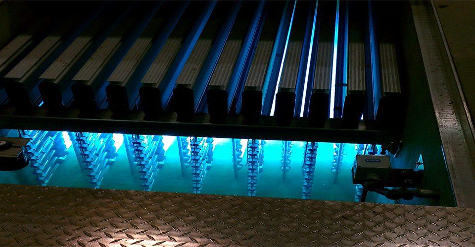 دستگاه اشعه فرابنفش UV