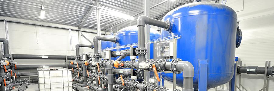 سیستم فیلتر کربنی